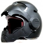 Masei ABS Shell open Face Motorcycle Helmet