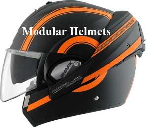 Modular Helmets: