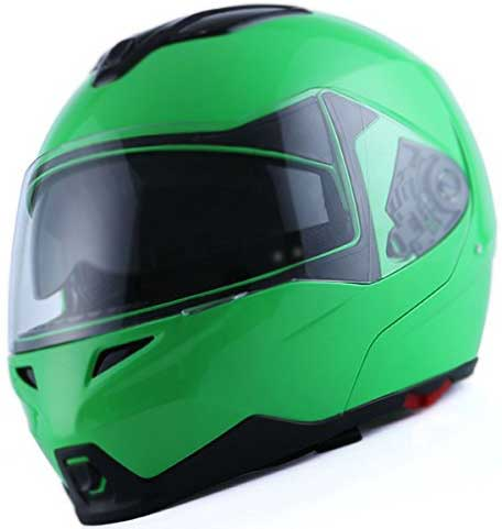 Storm Motorcycle Street Bike Full Face Helmet
