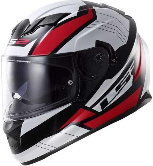 ls2 full face motorcycle helmet