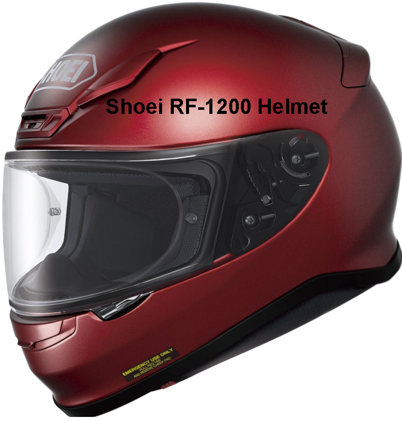 Shoei RF-1200 Helmet Review