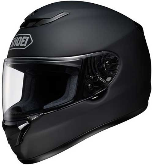 Shoei Solid Qwest Street Bike Motorcycle Helmet