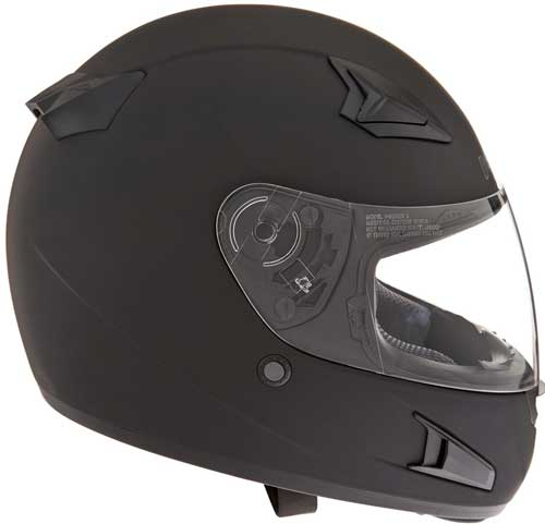vega full face motorcycle helmet