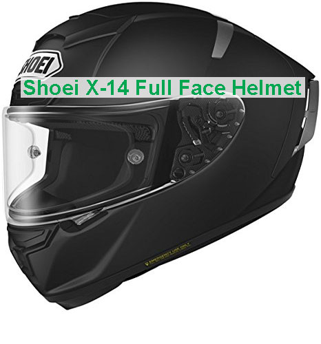 The Shoei X-14 Helmet Review