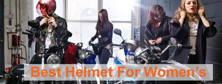Best Women Motorcycle Helmets