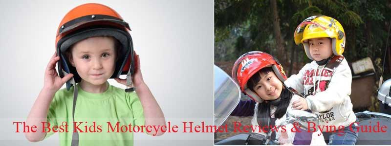 Best Kids Motorcycle Helmet
