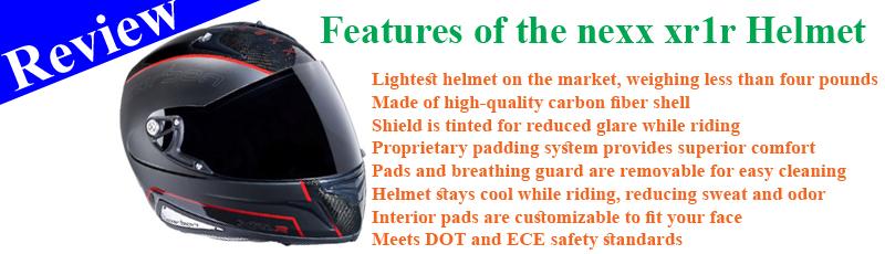 Nexx XR1R Full-Face Helmet